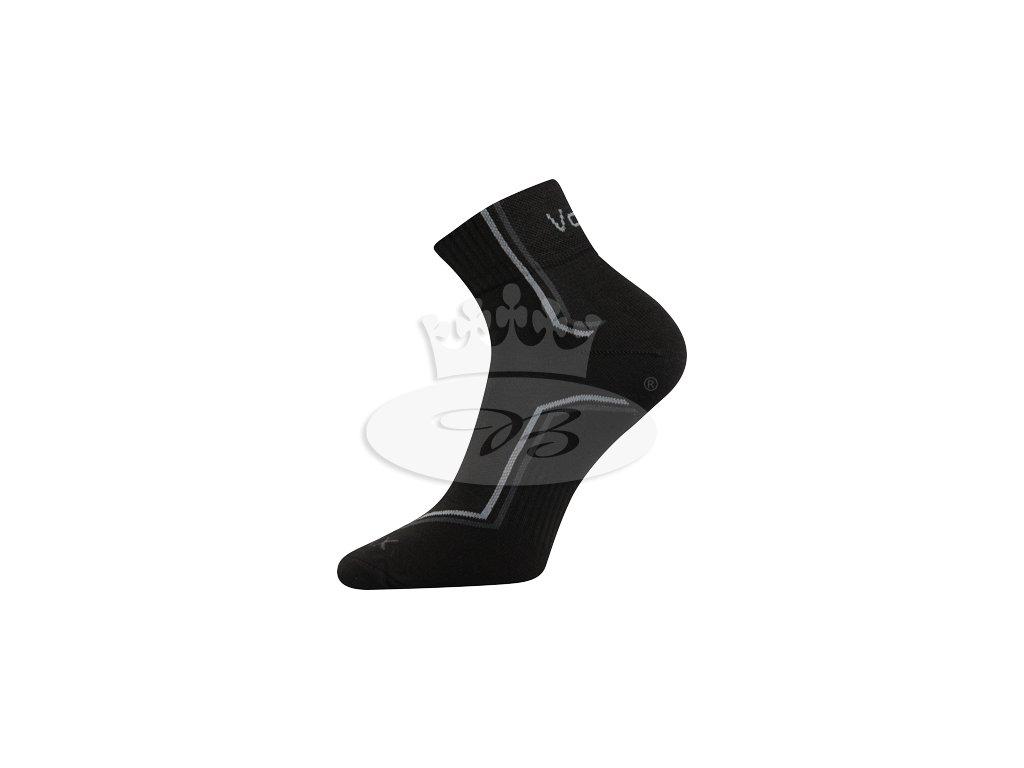 VOXX Kroton ponožky černá (Velikost/varianta 46)