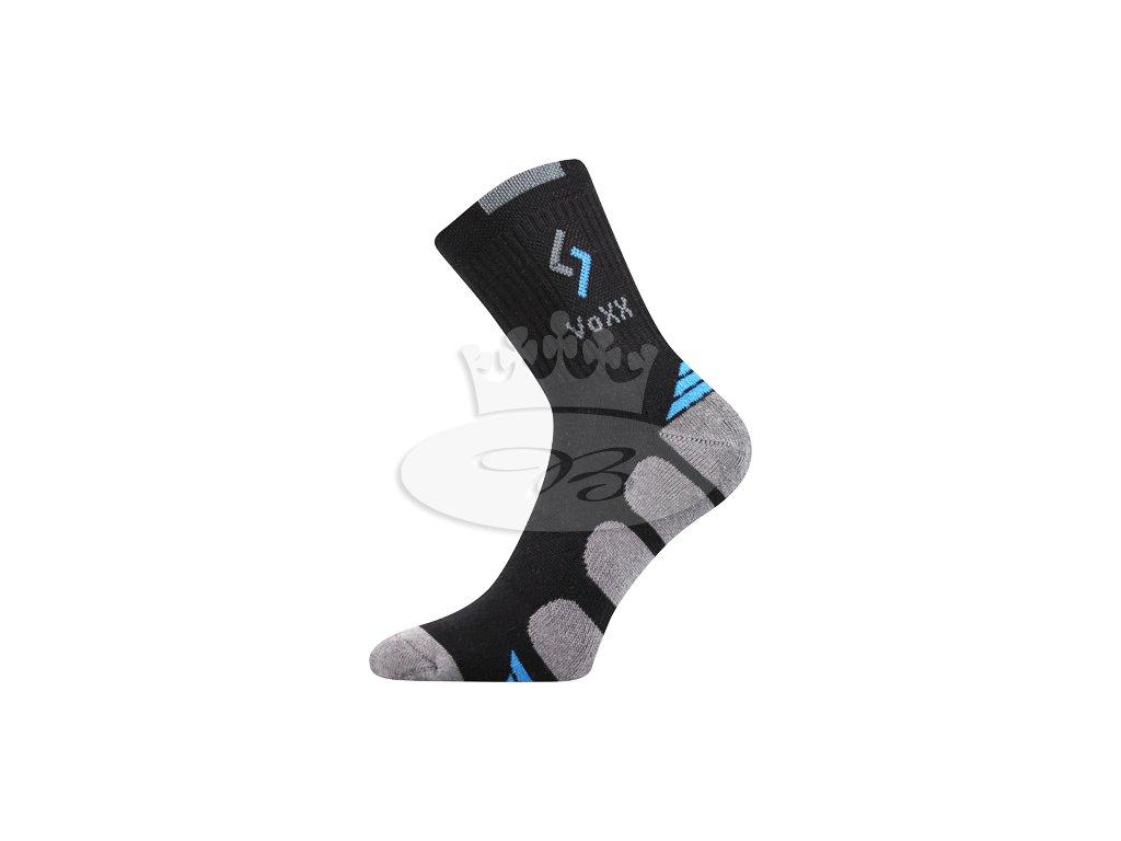 VOXX Tronic ponožky černá (Velikost/varianta 51)
