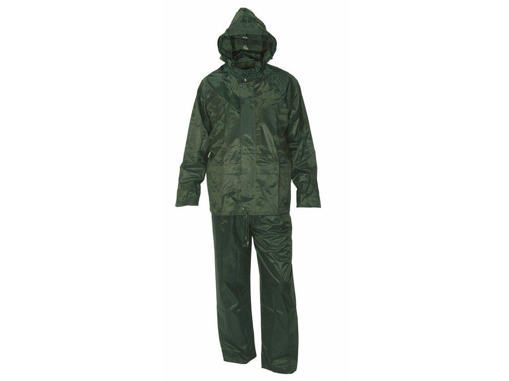 PROFI voděodolný oděv zelený (Velikost/varianta 4XL)