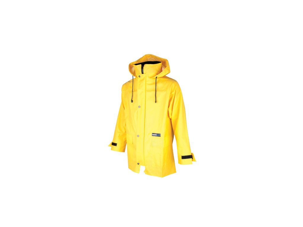 ARDON AQUA výstražná nepromokavá bunda žlutá (Velikost/varianta 3XL)