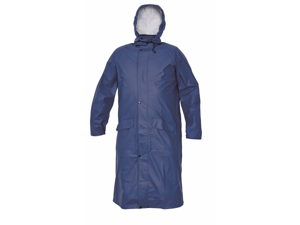 SIRET nepromokavý plášť do deště královsky modrý (Velikost/varianta 3XL)