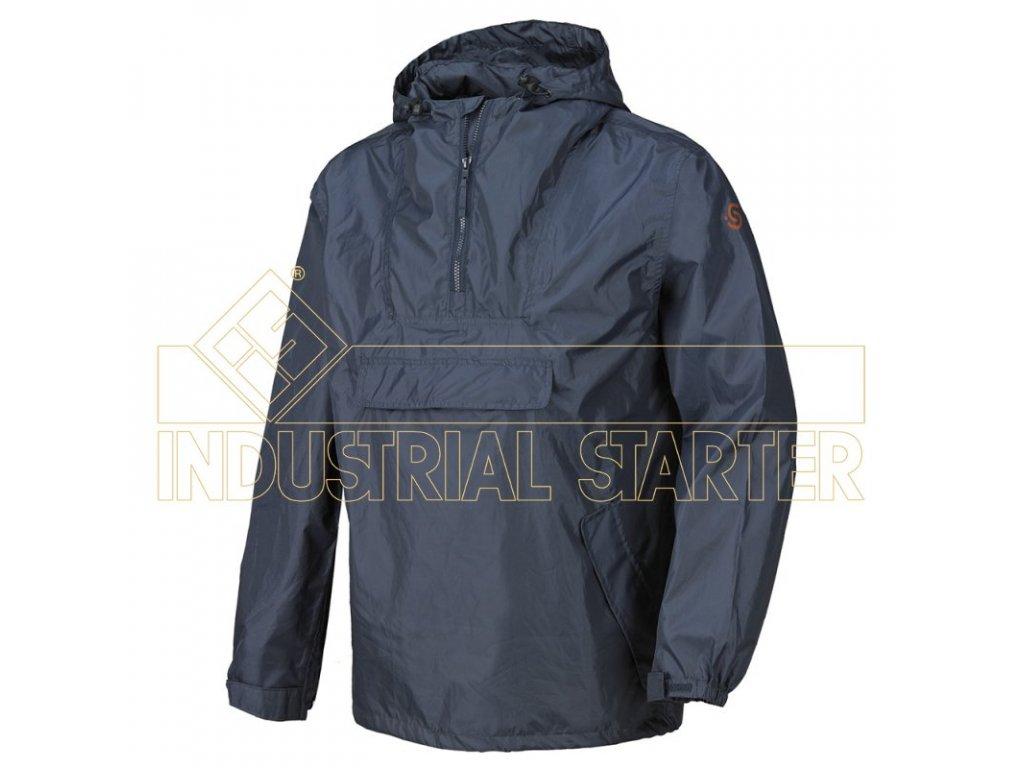 CUBO DI WINDY vodotěsná bunda modrá (Velikost/varianta 2XL)