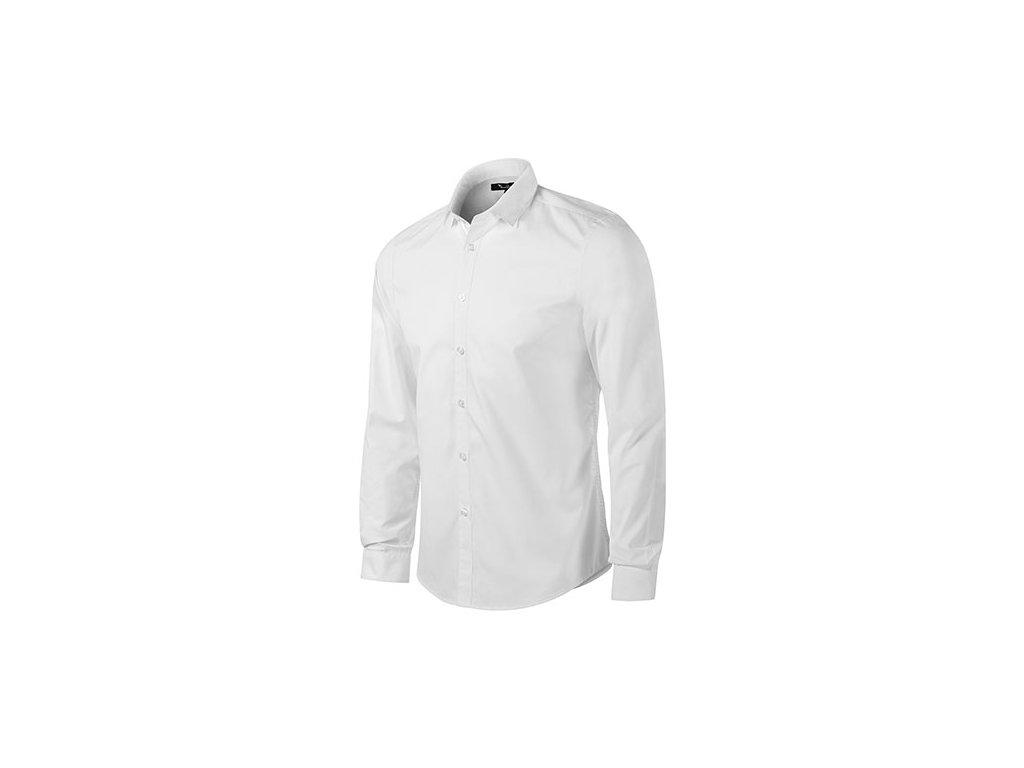 Dynamic košile pánská bílá