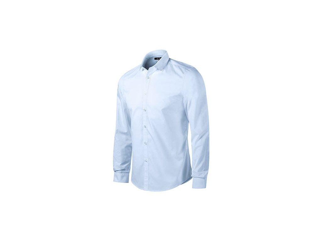 Dynamic košile pánská light blue