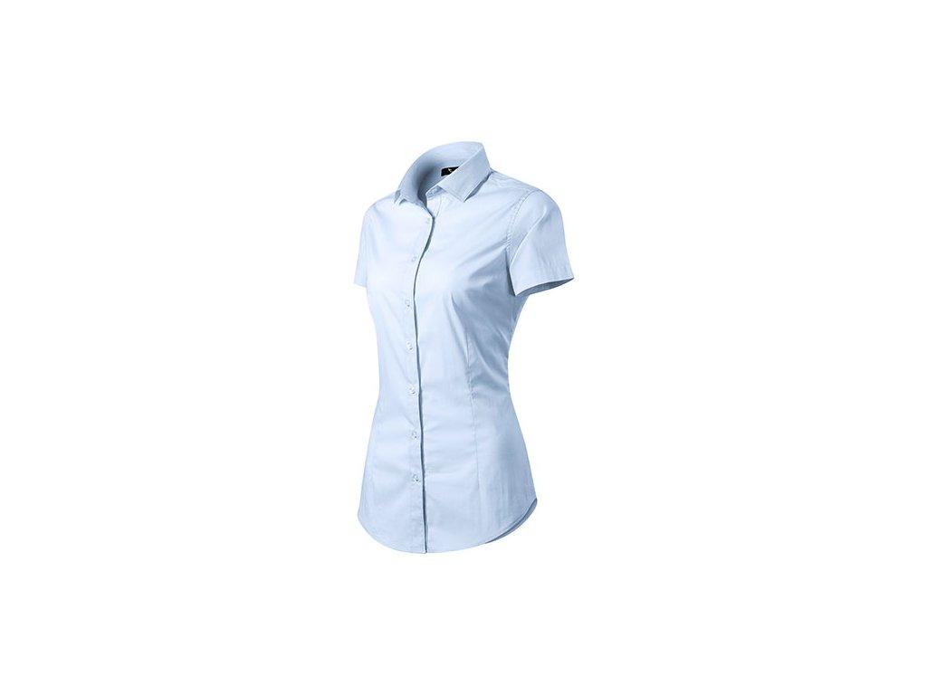 Flash košile dámská light blue