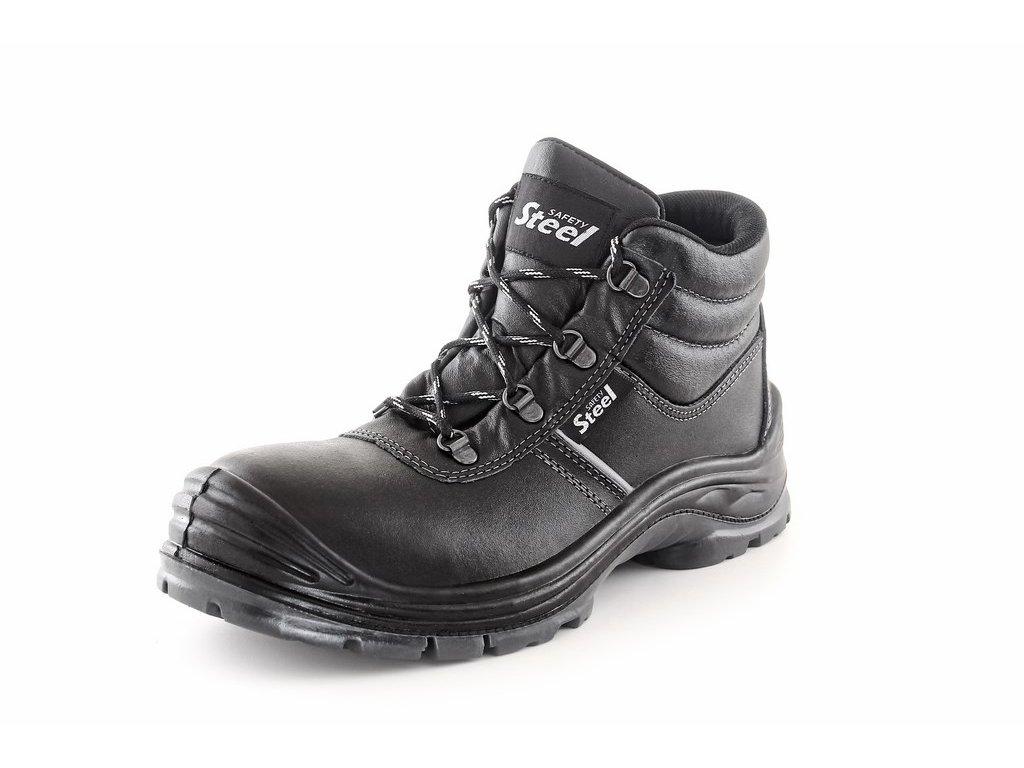 MANGAN S3 kotníková pracovní obuv (Velikost/varianta 48)