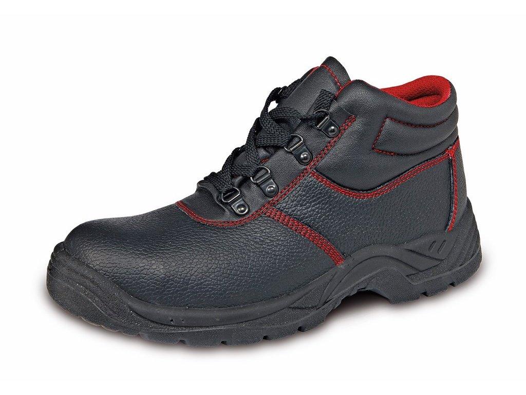 SC-03-001 ANKLE S1P kotníková pracovní obuv (Velikost/varianta 47)