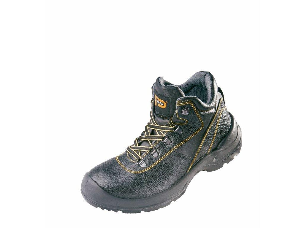 PANDA ORSETTO S3 SRC kotníková pracovní obuv (Velikost/varianta 48)