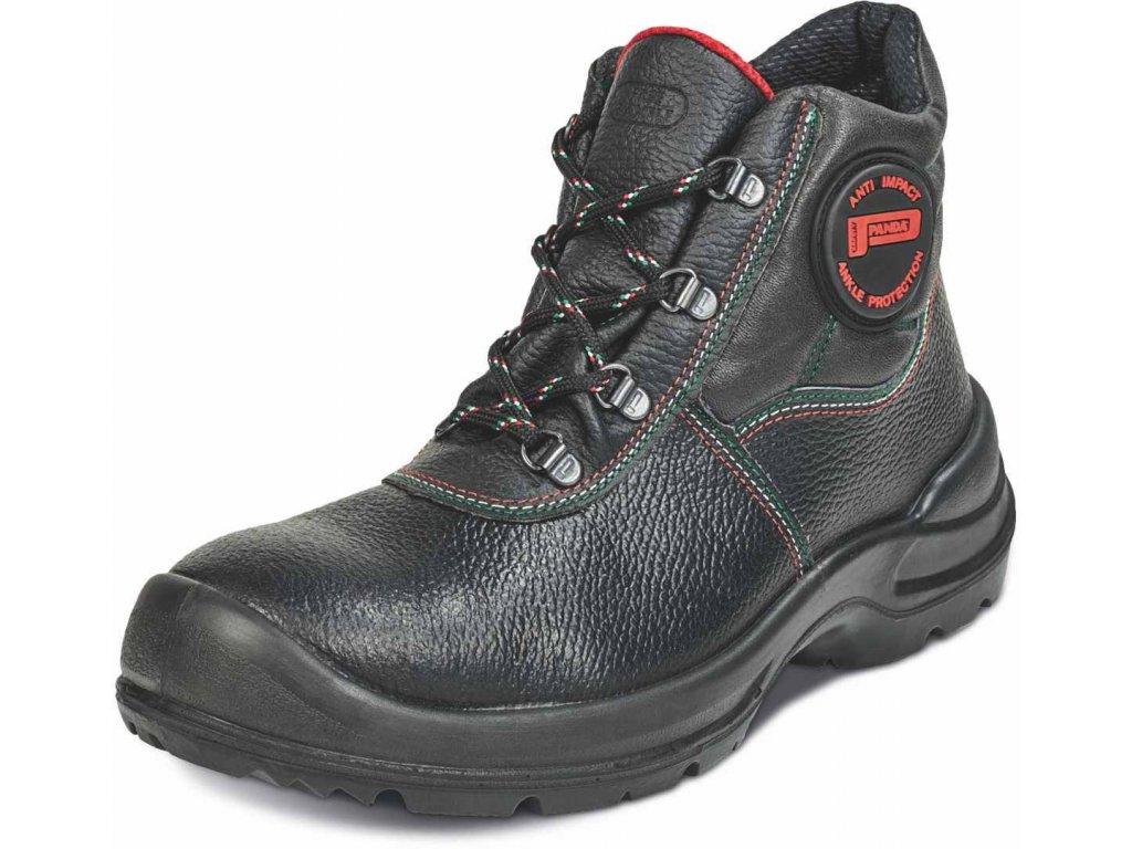 PANDA MISTRAL S3 SRC kotníková pracovní obuv (Velikost/varianta 48)