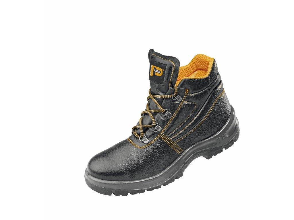 PANDA ERGON ALFA O1 SRC pracovní kotníková obuv (Velikost/varianta 48)