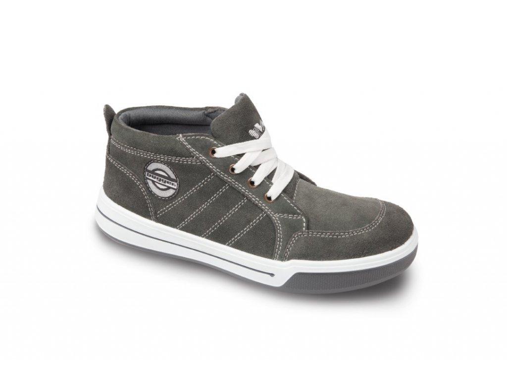 RICHMOND O1 pracovní polokotníková obuv šedá (Velikost/varianta 47)