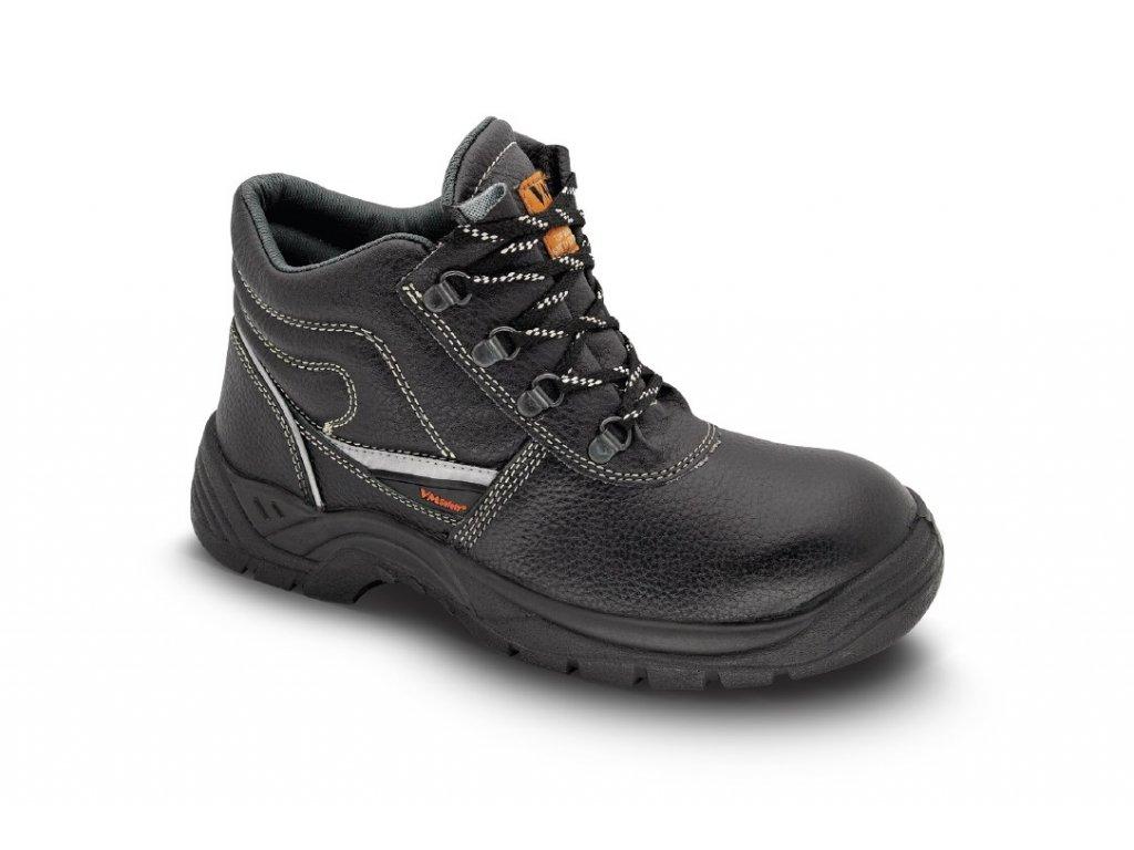 BRUSEL S1 pracovní kotníková obuv (Velikost/varianta 48)