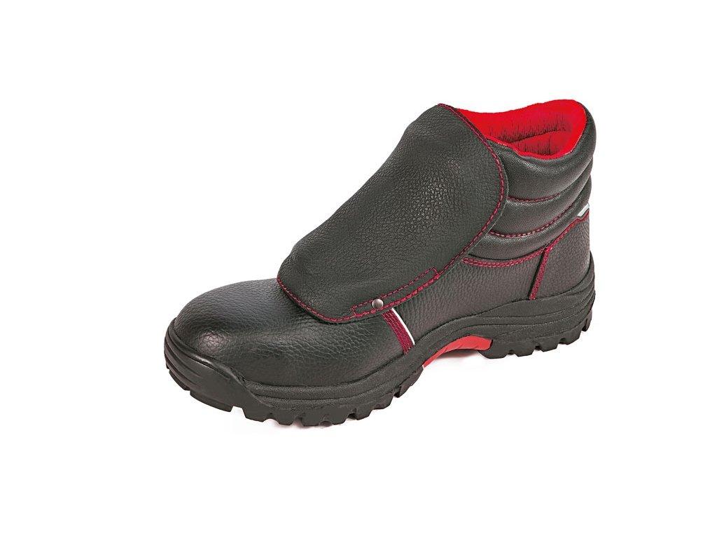 STEELER METATARSAL S3 HRO pracovní kotníková obuv (Velikost/varianta 49)