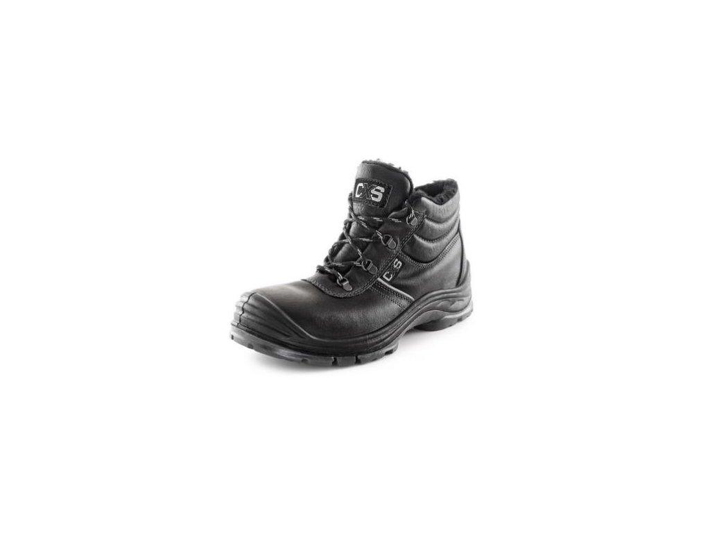 CXS SAFETY STEEL NICKEL S3 zimní kotníková obuv