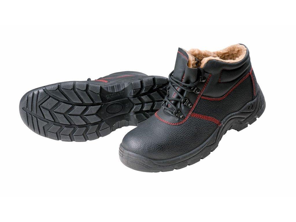 SC-03-002 WINTER S1 zimní kotníková obuv (Velikost/varianta 47)