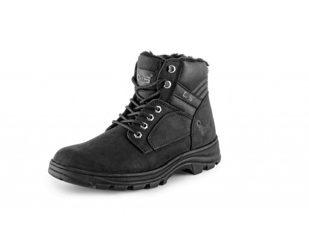 Canis CXS INDUSTRY kotníková pracovní obuv černá (Velikost/varianta 48)
