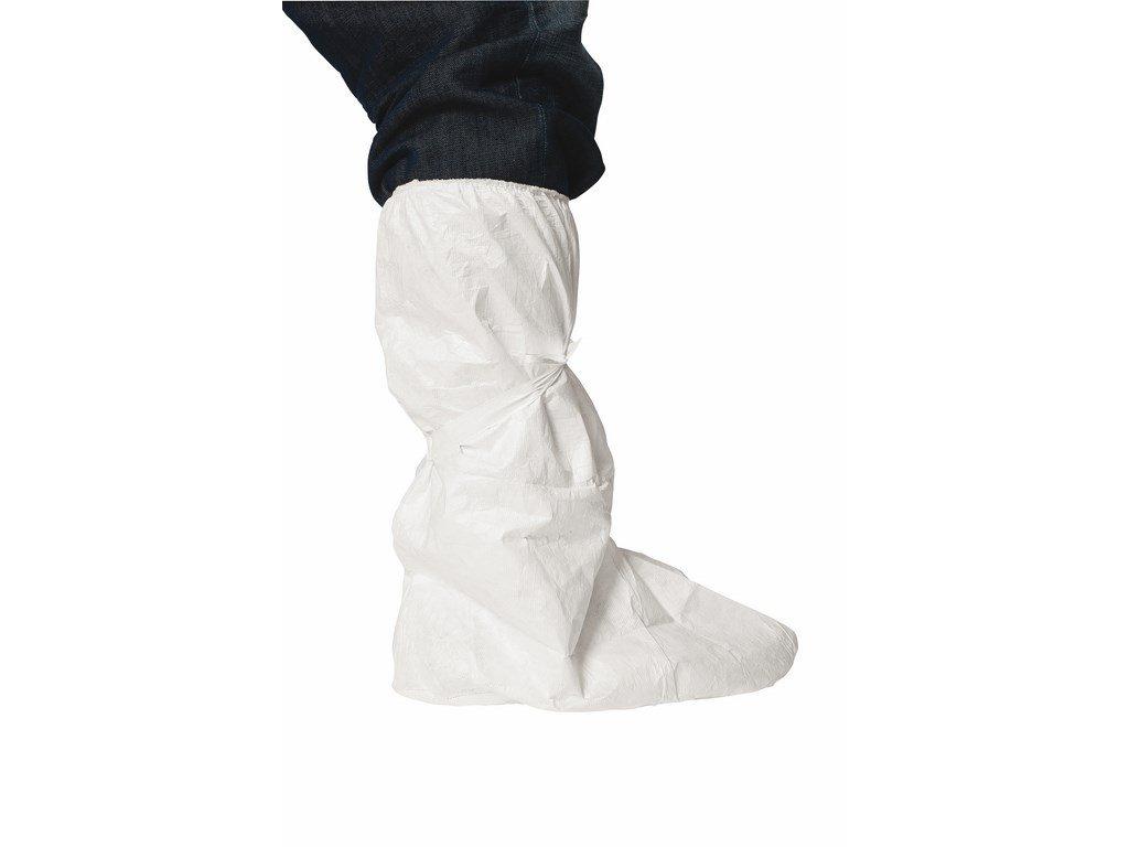 Návlek vysoký na obuv uni bílý (Velikost/varianta 0)