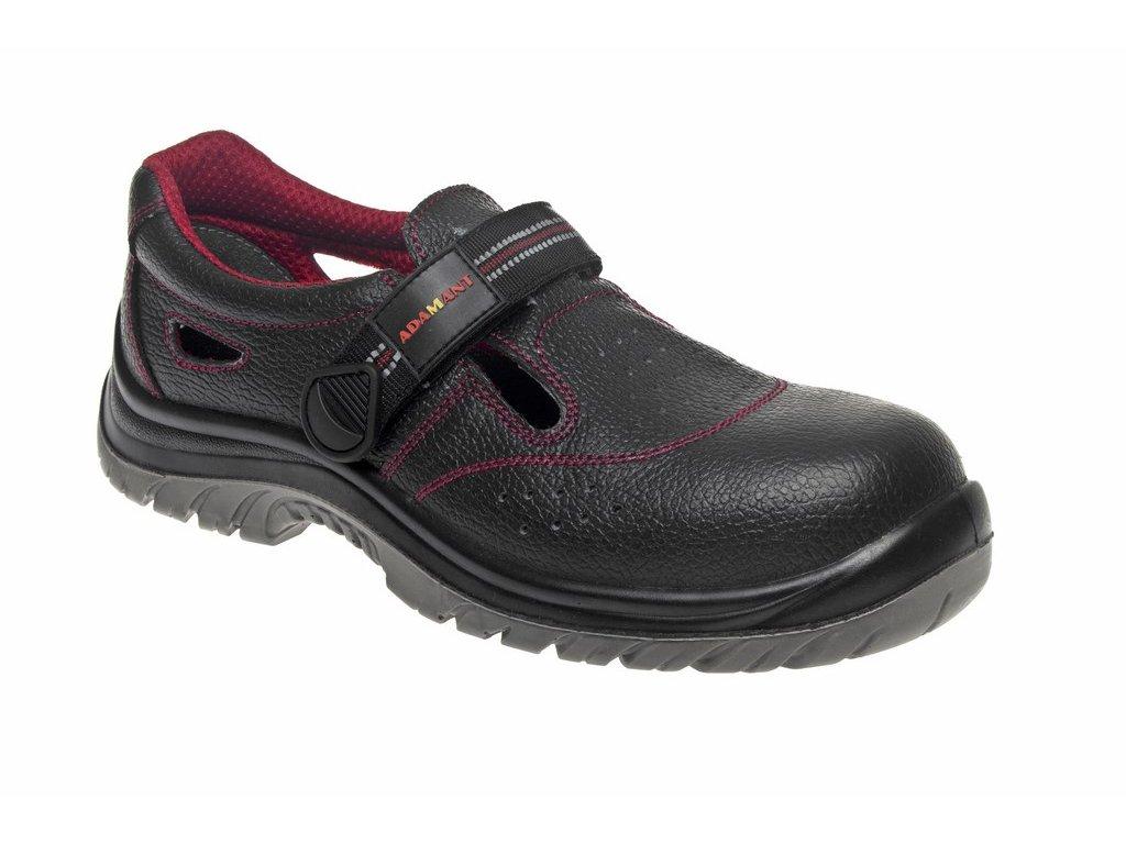ADAMANT S1 Non Metallic sandál (Velikost/varianta 50)