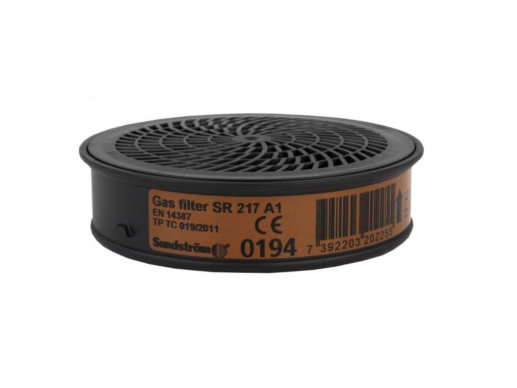 SR 217 A1 filtr proti plynům a výparům (Velikost/varianta UNI)