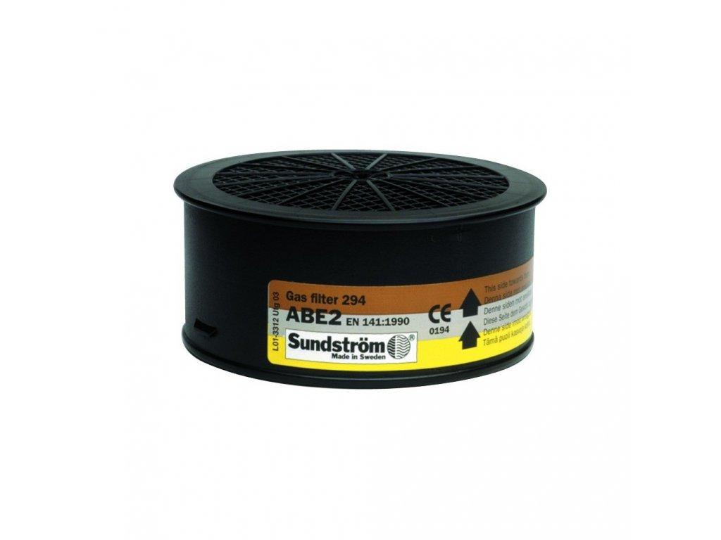 SR 294 ABE2 filtr proti plynům a výparům (Velikost/varianta UNI)