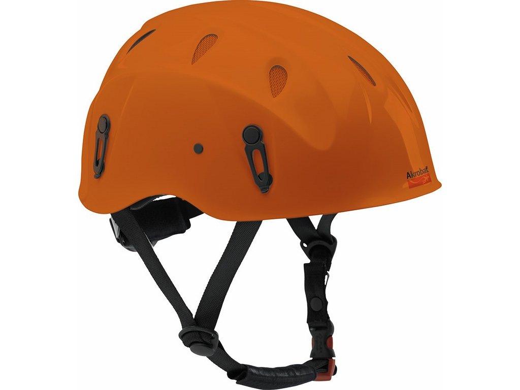 SASSONGHER Akrobat přilba oranžová (Velikost/varianta UNI)