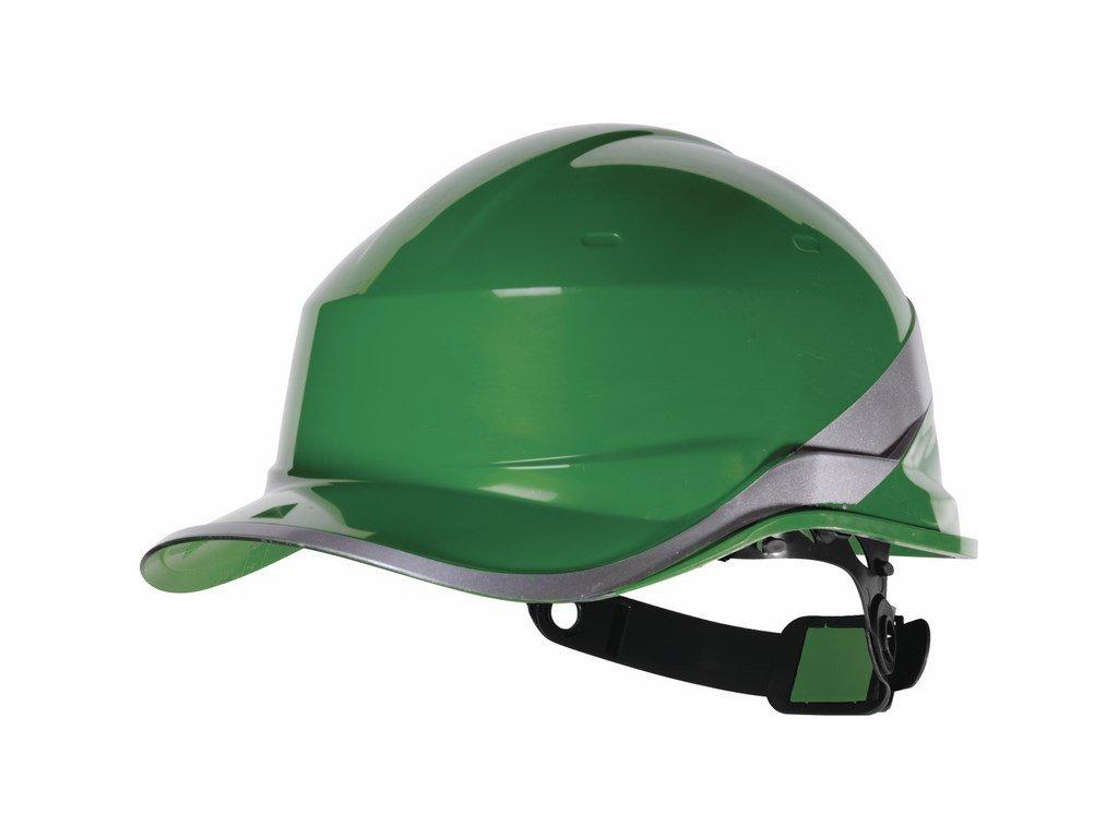 DIAMOND V přilba zelená (Velikost/varianta UNI)