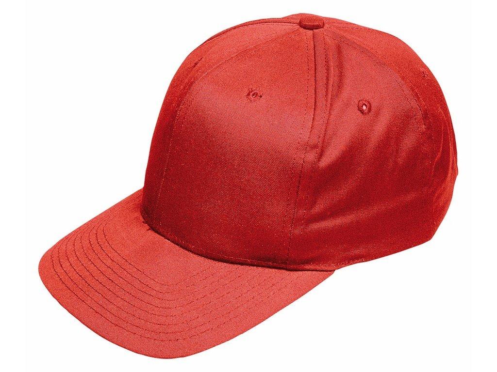 LAS BIRRONG bezpečnostní čepice červená (Velikost/varianta UNI)