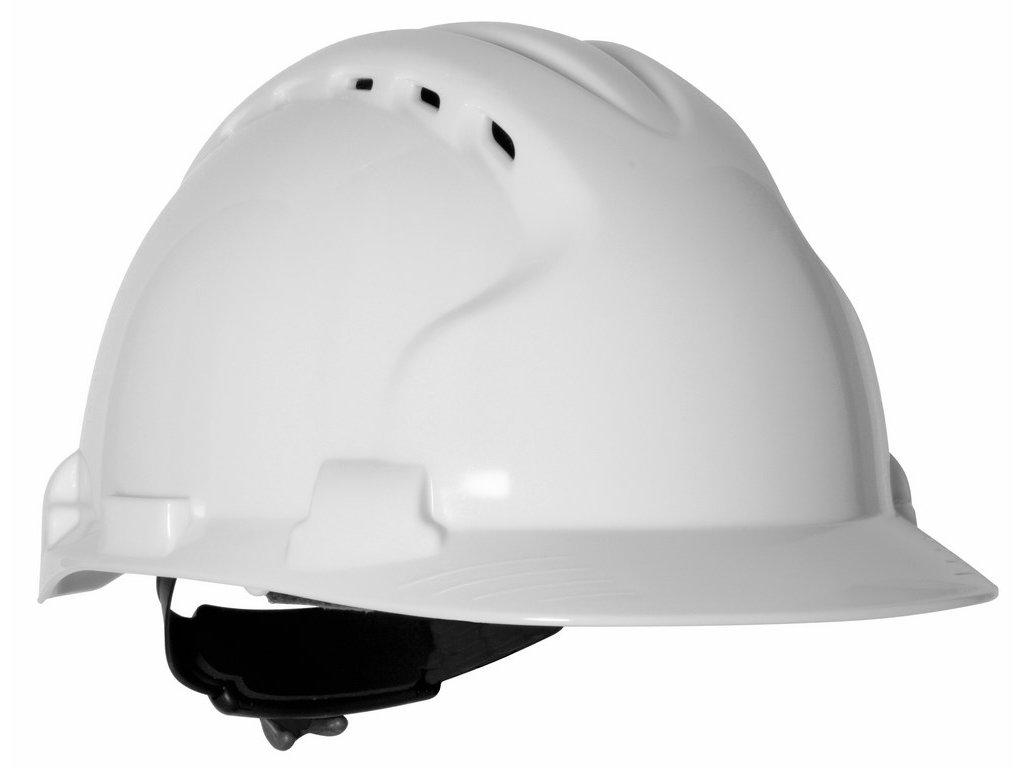 EVO 8 Evolution přilba s ventilací bílá (Velikost/varianta UNI)