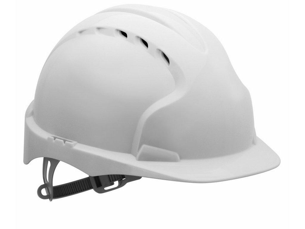 EVO 3 ochranná přilba bílá (Velikost/varianta UNI)