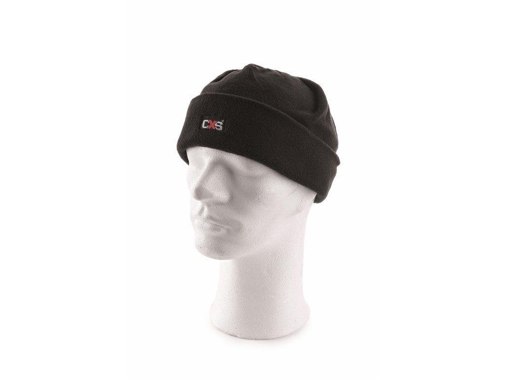 OLEG čepice zimní černá Uni (Velikost/varianta UNI)