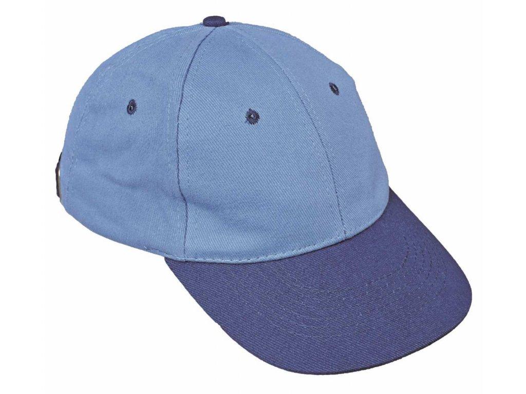 STANMORE  kšiltovka modrá (Velikost/varianta UNI)
