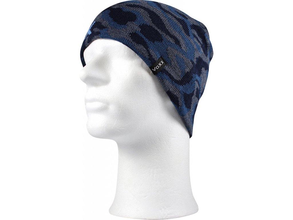 VOXX Ampera pánská čepice modrá (Velikost/varianta UNI)