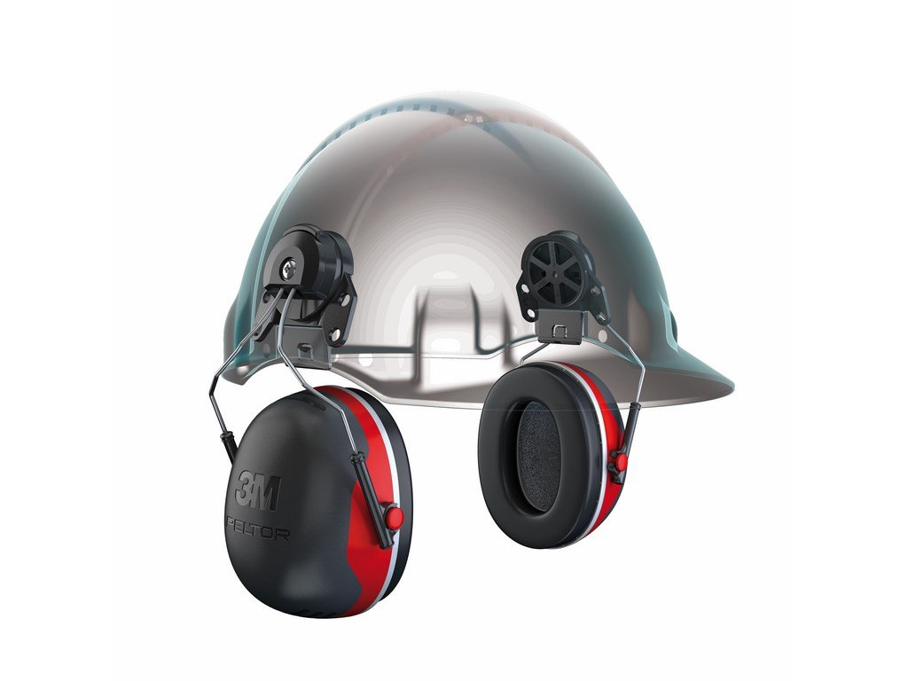 3M PELTOR X3P3 mušlové chrániče sluchu na přilbu (Velikost/varianta UNI)
