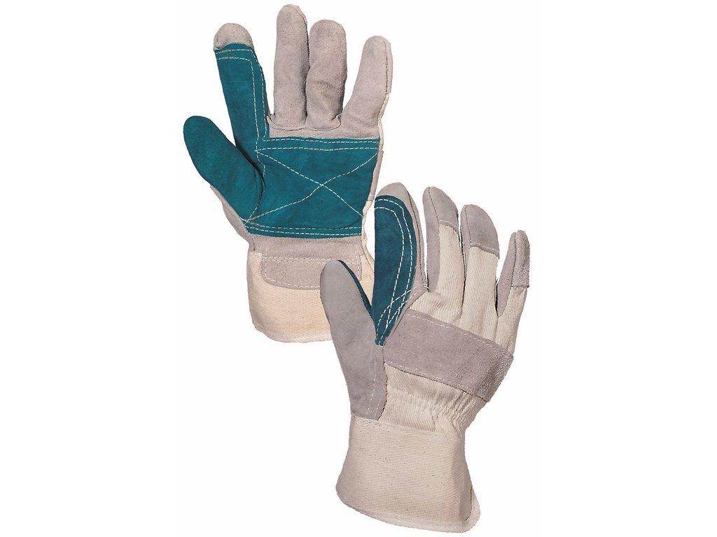FALCO rukavice hov.štípenka modrá (Velikost/varianta 10)