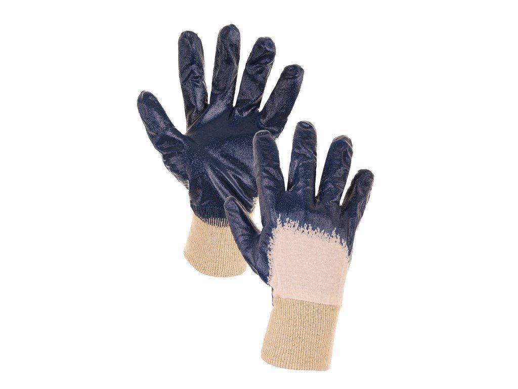 JOKI rukavice nitril modrá (Velikost/varianta 10)