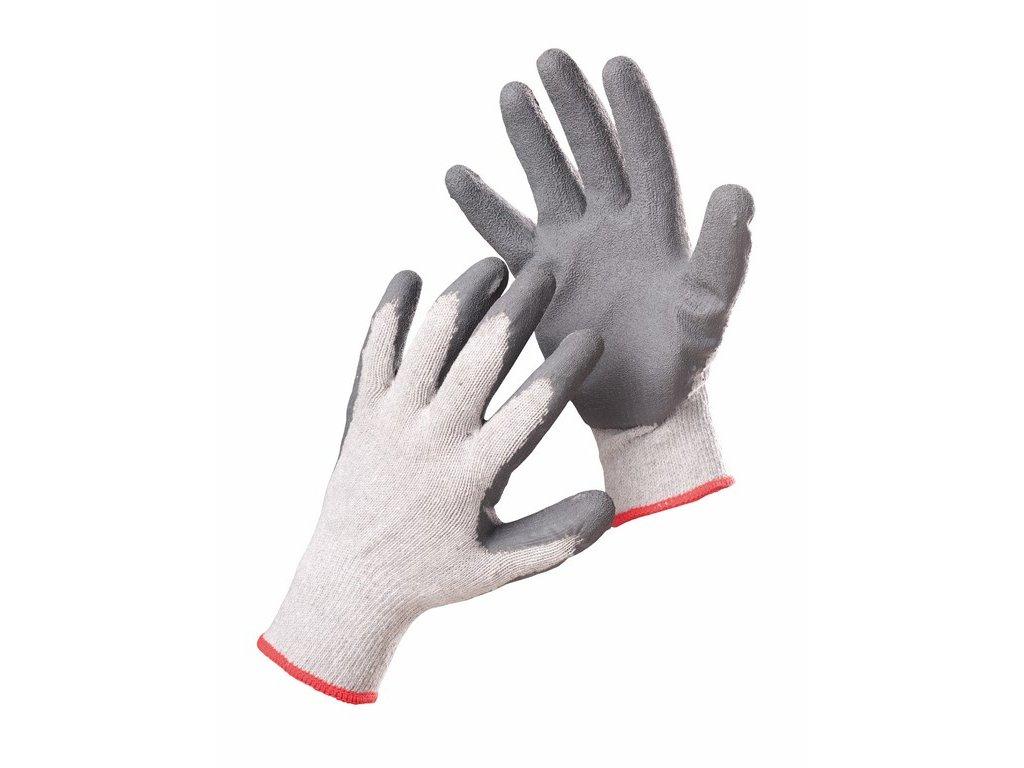 BABBLER LIGHT HS-04-001 rukavice PE dlaně máčené v nitrilu (Velikost/varianta 11)