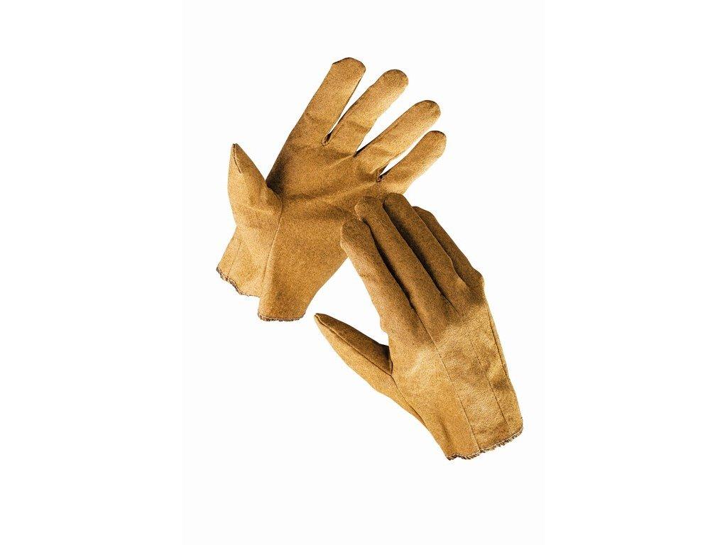 EGRET rukavice bavlněný úplet s vrstvou vinylu (Velikost/varianta 10)