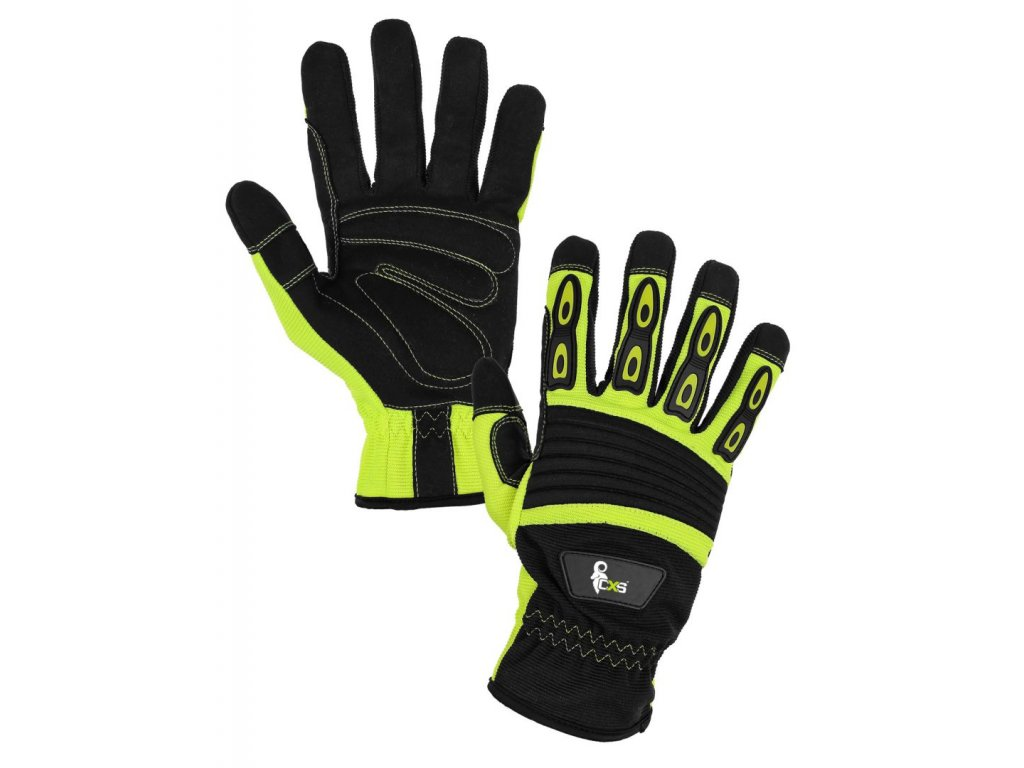 Canis CXS YEMA rukavice kombinované (Velikost/varianta 09)