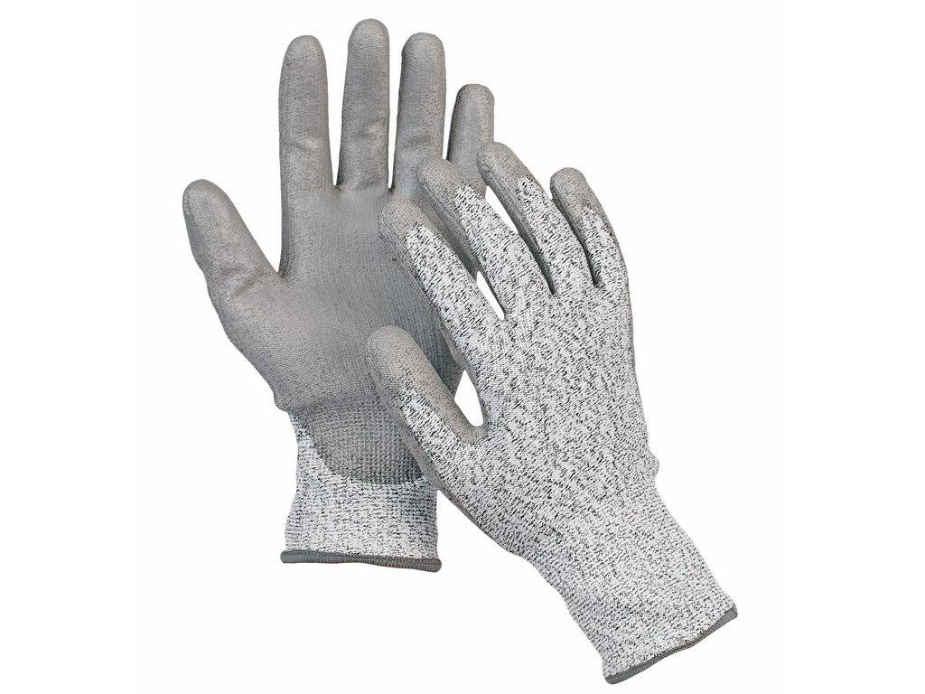 STINT rukavice neprořezné šedé (Velikost/varianta 11)
