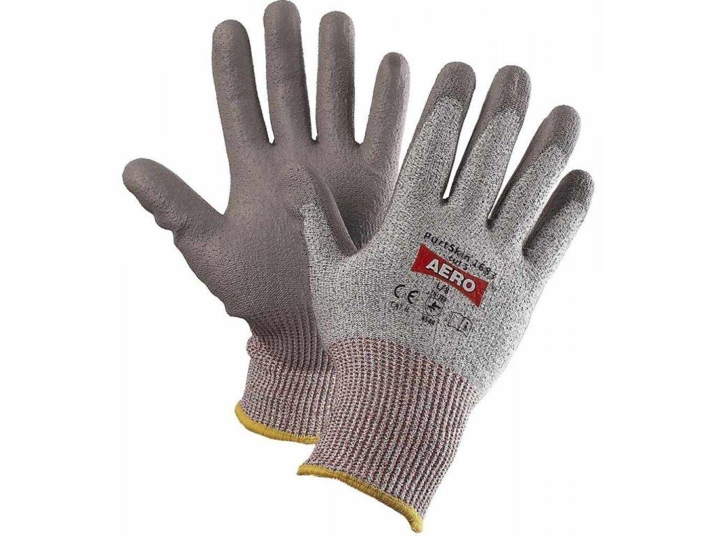 AERO CUT MASTER 1683 rukavice protiřezné povrstven PU (Velikost/varianta 11)