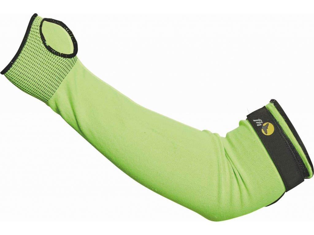 GLAREOLA ochranný rukávník proti pořezu HV žlutá 25 cm (Velikost/varianta 56)