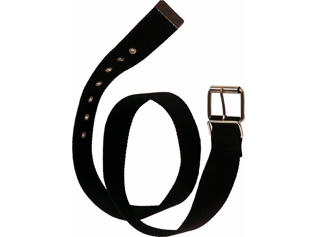 ČERVA Classic pásek 135cm černý (Velikost/varianta UNI)