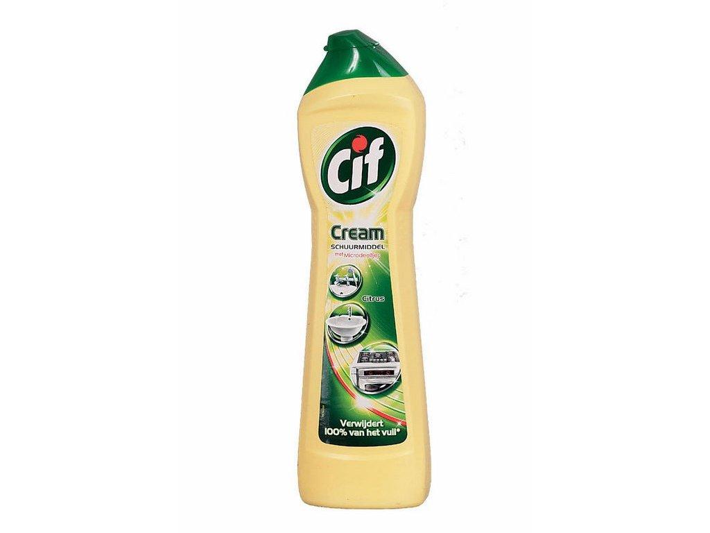 CIF cream 500ml/720g čistící prostředek (Velikost/varianta UNI)