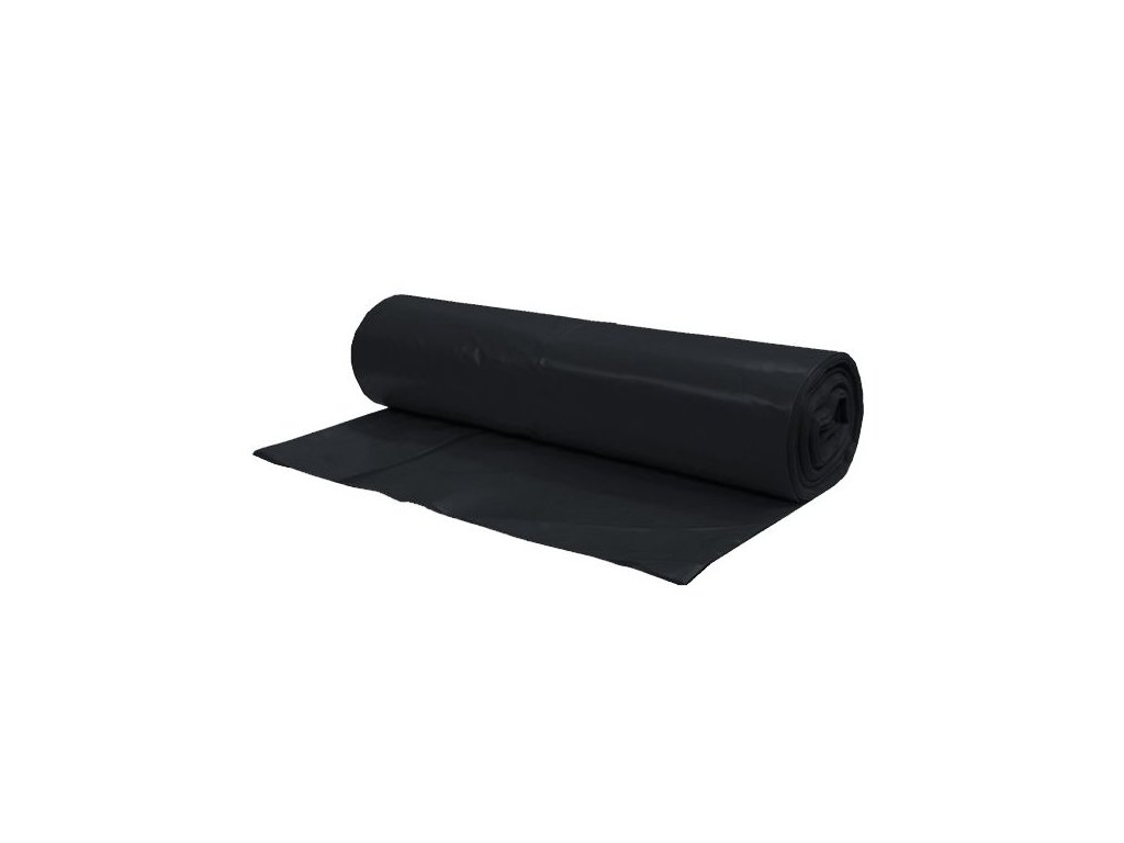Pytle na odpad LDPE 60 černé (Velikost/varianta UNI)