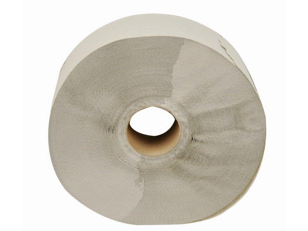 JUMBO toaletní papír 240mm šedý 1 - vrstvý (Velikost/varianta UNI)
