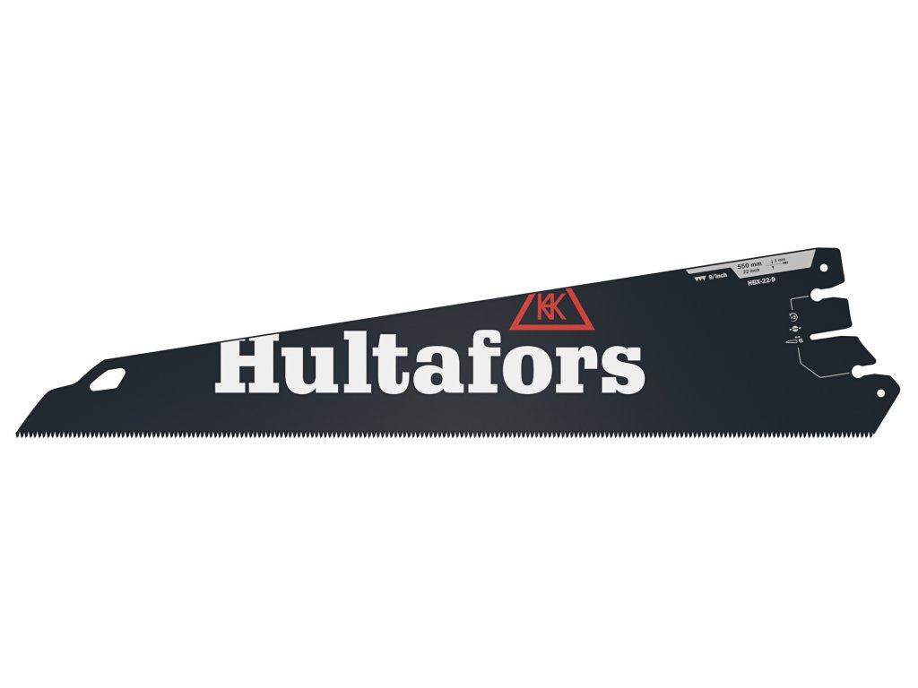 Pilový list HULTAFORS BX-22-9 k pilám HBX (Velikost/varianta UNI)