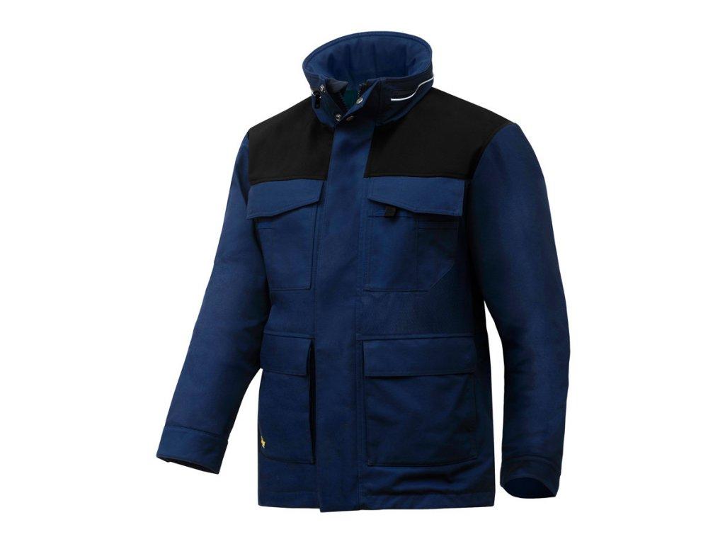 RuffWork 37.5® zateplená parka tmavě modrá (Velikost/varianta 3XL)