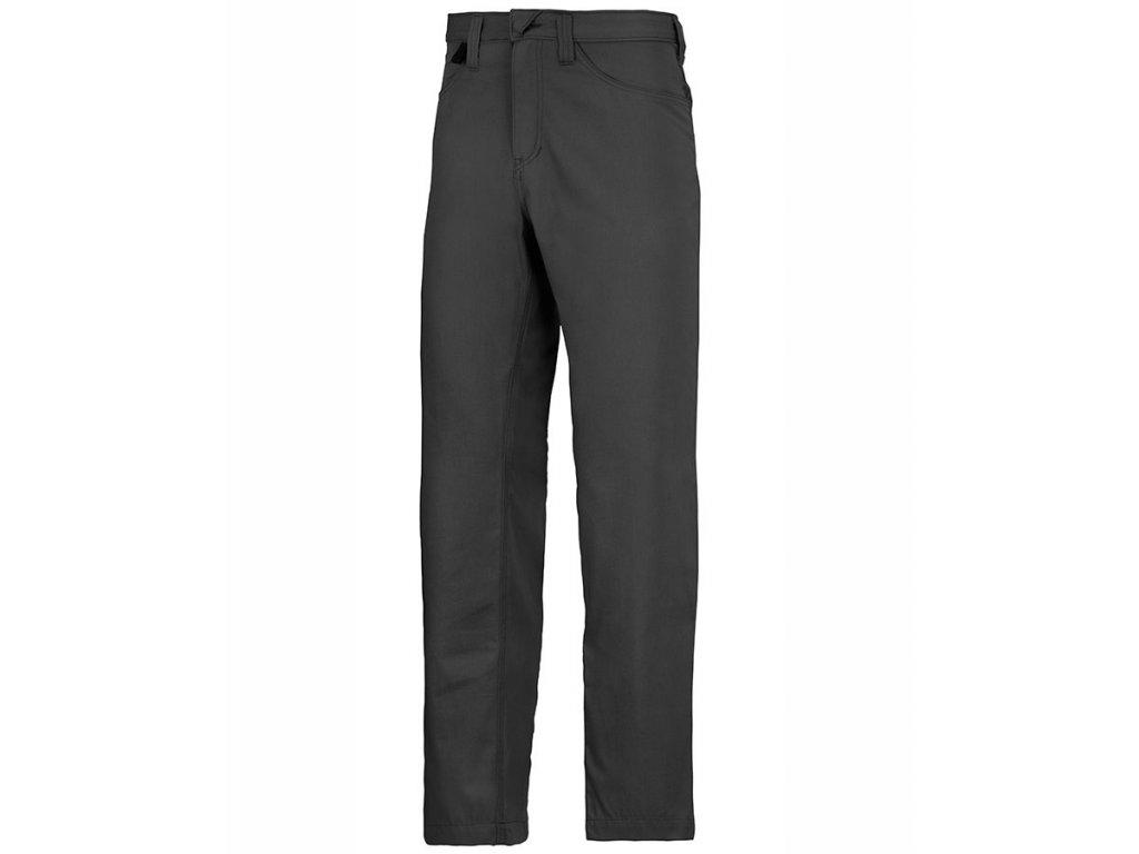 SERVICE CHINOS monterkové kalhoty černé (Velikost/varianta 64)