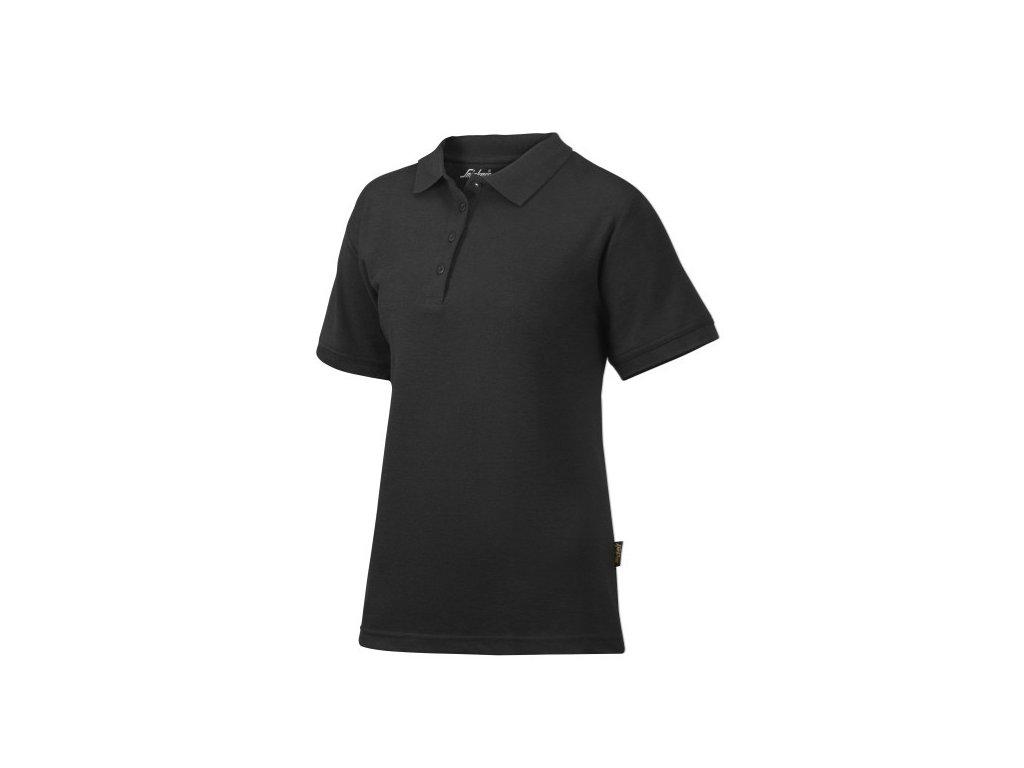 Polokošile dámská černá (Velikost/varianta 2XL)