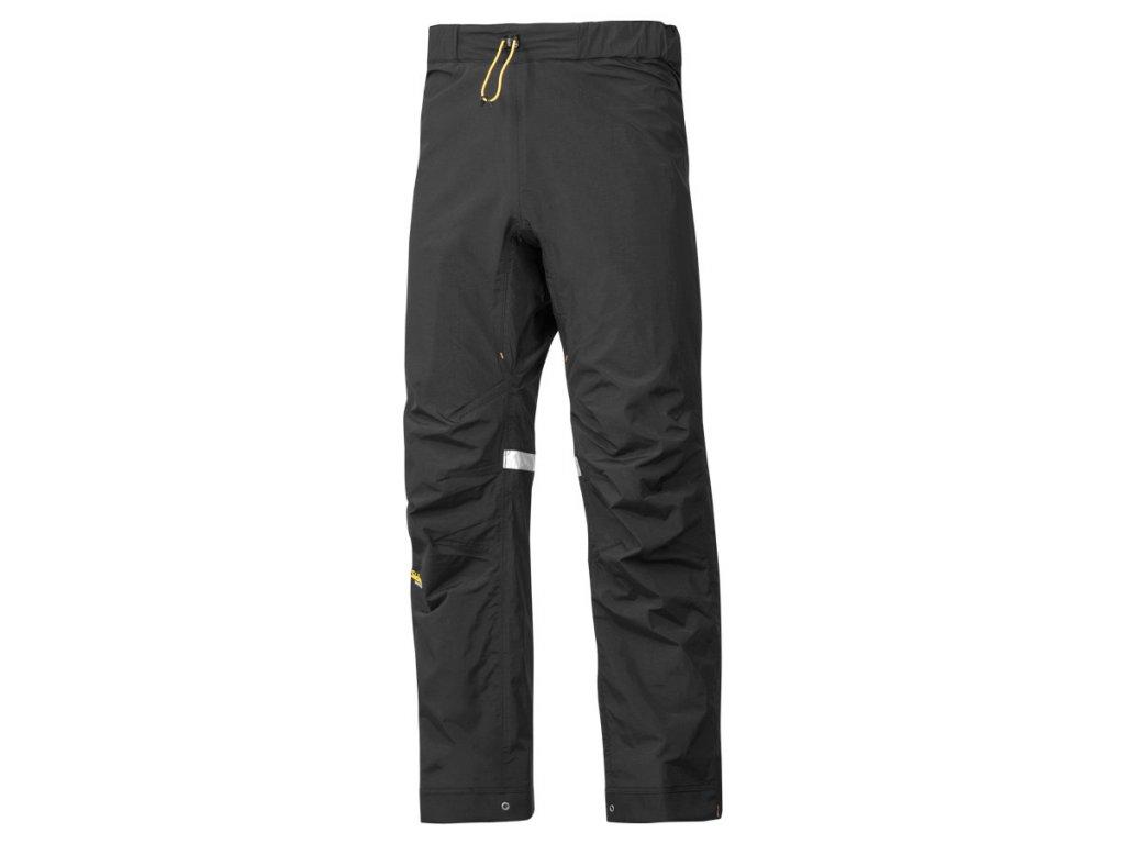 AllroundWork nepromokavé kalhoty černé (Velikost/varianta 3XL)